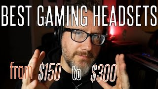 Video The Top 5 Best Gaming Headsets from $150 To $300 (Quick Reviews) download MP3, 3GP, MP4, WEBM, AVI, FLV Juli 2018