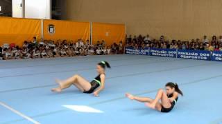 2011 05 Torneio Niveis Acro PF Maria Sousa Carolina Santos