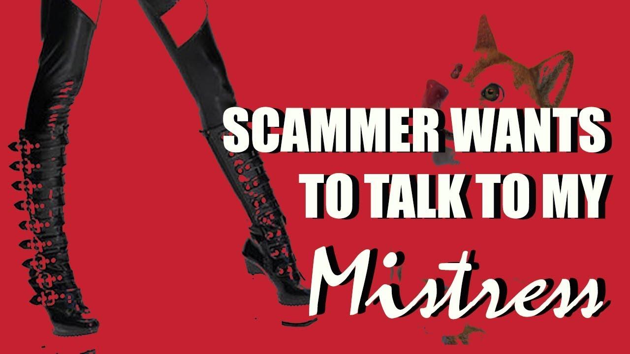 talk to mistress