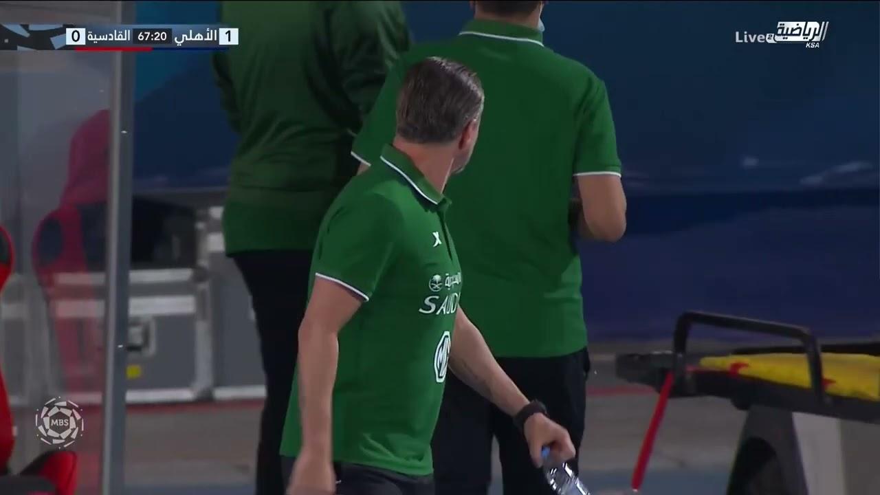 هدف مباراة الأهلي 1 - 0 القادسية | الجولة 27 | دوري الأمير محمد بن سلمان للمحترفين 2020-2021
