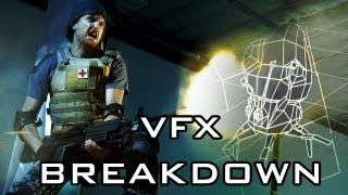 VFX Breakdown: Alien On Your Head