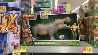 Jumanji 3: The Next Level   New Toys Released at Walmart!