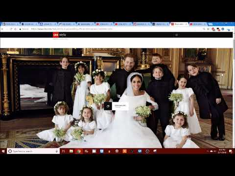 ROYAL WEDDING MEANS NOTHING FOR AFRICAN PEOPLE ( SHE IS NOT ONE OF US)