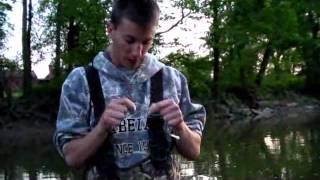 White Bass Fishing Lake Erie Trib-Fishing and Fun With Jonny Fickert-Ohio Outdoors