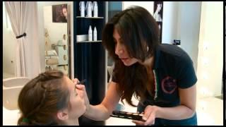 Видеоурок по макияжу от Aldo Coppola