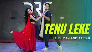 Tenu Leke   Dance Choreography ft. Suman and Aarshi   Salaam-E-Ishq   Sonu Nigham   Mahalaxmi Iyer  