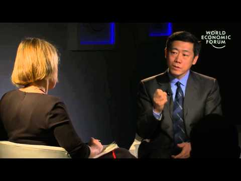 Davos 2013 - An Insight, An Idea with Li Daokui