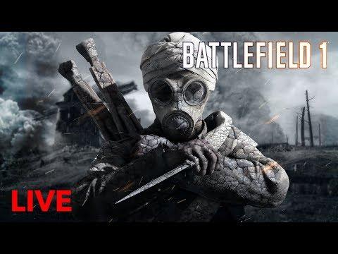 Cad's Corner: Battlefield 1 Stream - The Road to Battlefield 5