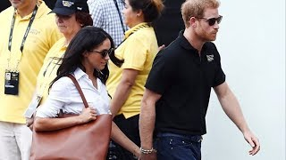 When Harry met Meghan - BBC News