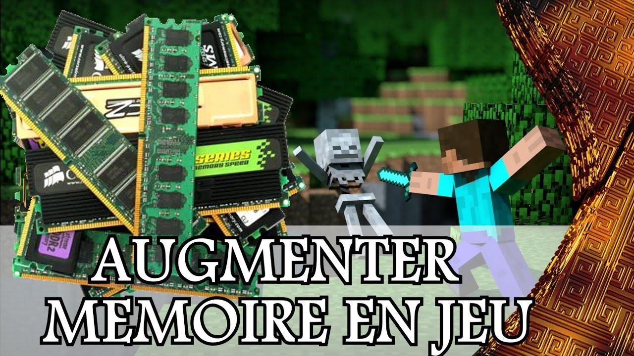 Download Tuto Minecraft - Augmenter la mémoire RAM de Minecraft en jeu