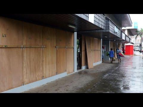 إعصار هارولد تشتد قوته عند وصوله أرخبيل فانواتو في المحيط الهادئ  - نشر قبل 1 ساعة