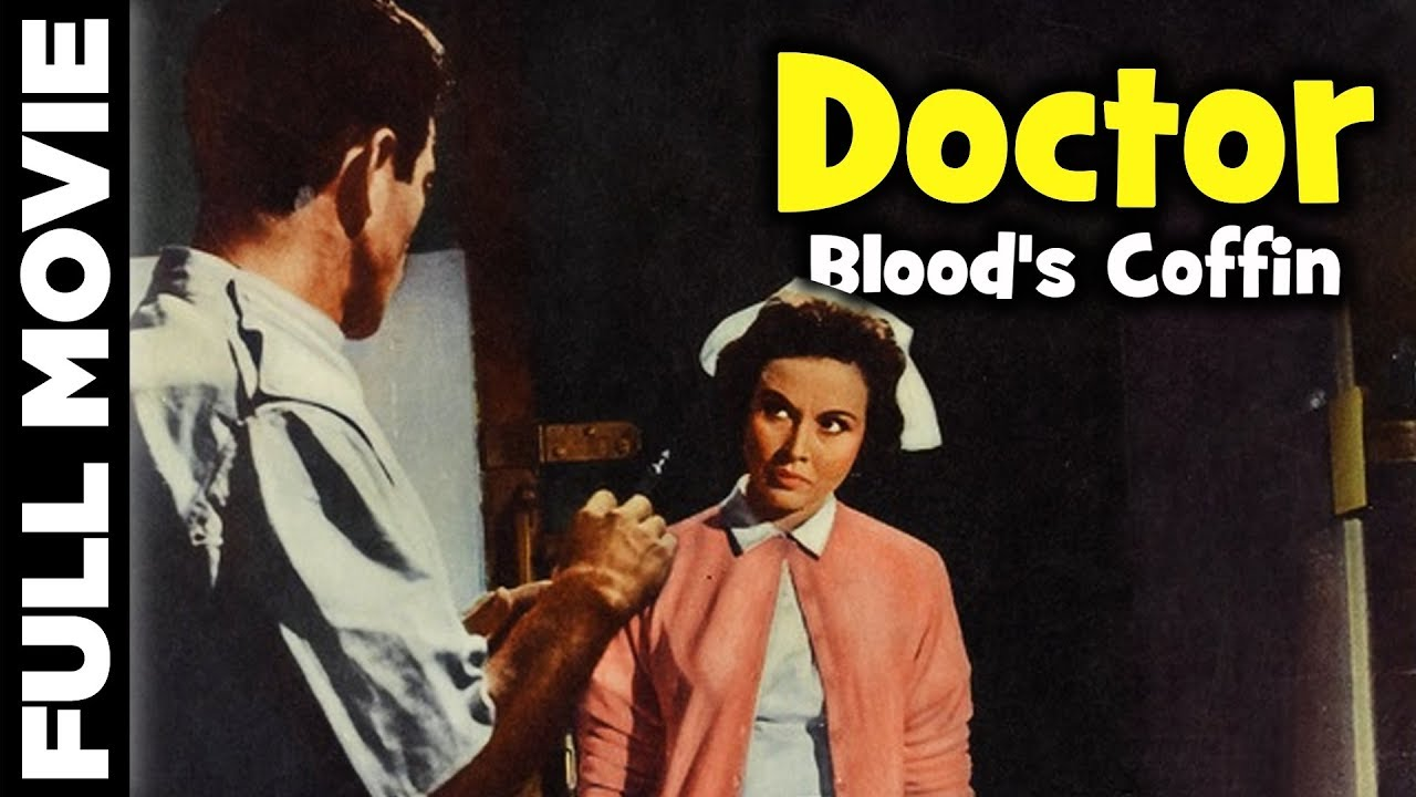 Doctor Blood's Coffin (1961) | British Horror Film | Kieron Moore, Hazel Court