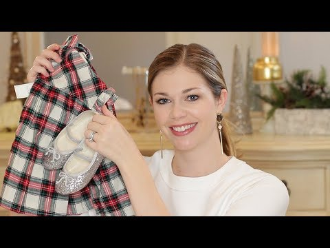 Toddler Girl Holiday Clothing Haul | Gap & ON + Cyber Monday Codes!
