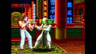 Classic Game Room - ART OF FIGHTING for PS3 review