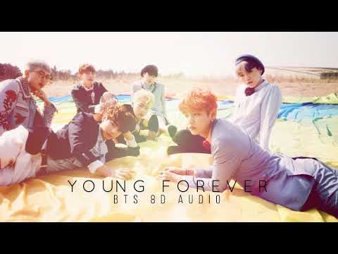BTS (방탄소년단) - Young Forever [8D AUDIO] [USE HEADPHONES]