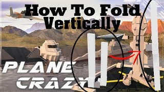 How to Fold Vertically on Plane Crazy Roblox