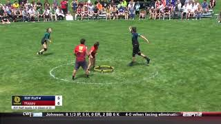 Big League Spikeball Rally on ESPN2