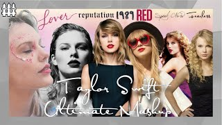Download Lagu Taylor Swift Ultimate Eras Mashup - Lover Reputation 1989 Red Speak Now Fearless MP3