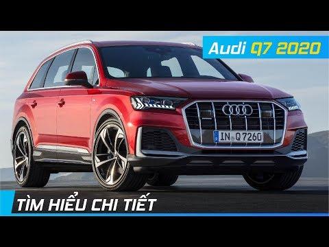 Chi Tiết Audi Q7 2020 Nang Cấp Mạnh Mẽ Quyết đấu Với X5 Va Gle Xe24h Youtube