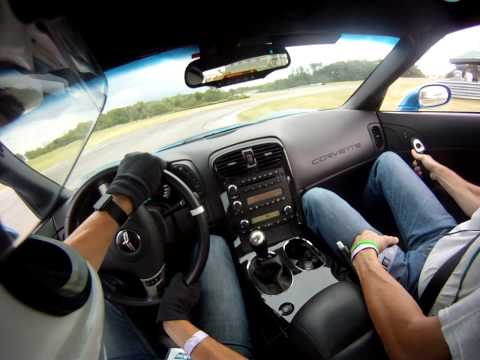 Laps with Instructor at Autobahn in Joliet IL