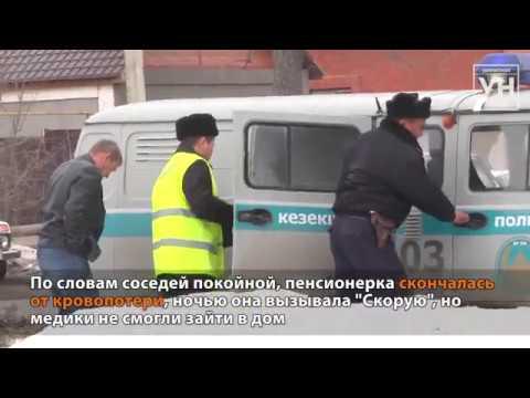 В Уральске собака насмерть загрызла бабушку