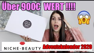 💸 925€ WERT !!! MEGA KRASS 😱 Niche Beauty Luxus Adventskalender