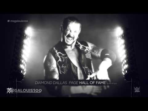 """Diamond Dallas Page 1st WWE theme song - """"Diamond in the Rough"""" with download link"""