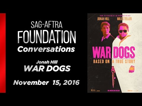 Conversations with Jonah Hill of WAR DOGS