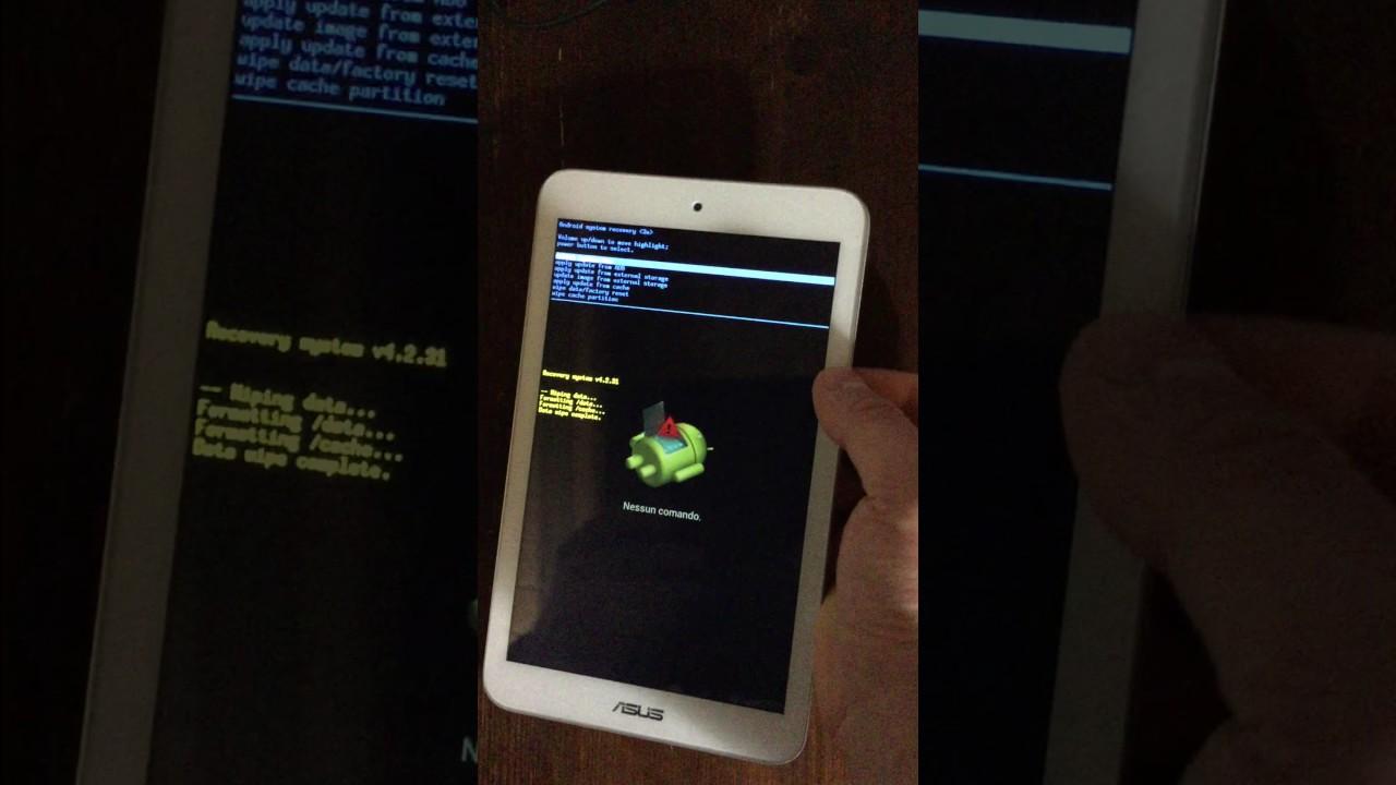 Asus Fonepad 8 FE380CG Recovery Mode Videos - Waoweo