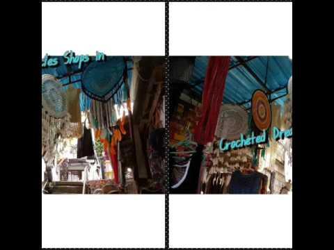Crochet Craft shops in Bali..Indonesia