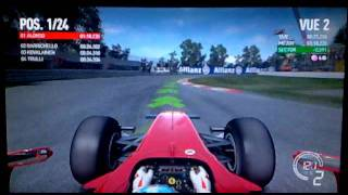 Jacob Navarro F1 2010 record