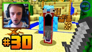 "Minecraft HUNGER GAMES - w/ Ali-A #30! - ""I AM ALONE!"""