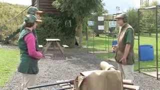 Видео о стендовой стрельбе для начинающих от родоначальников спортинга, англичан.