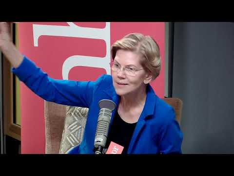 Elizabeth Warren - 2020 Forum at New Hampshire Public Radio 10-30-2019