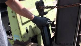 Fork lift hydraulic cylinder rebuild part 3