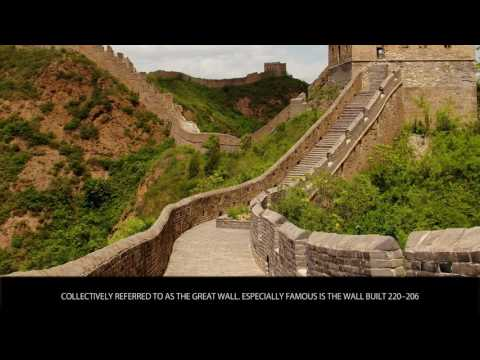 Great Wall of China - Tourist Attractions - Wiki Videos by Kinedio