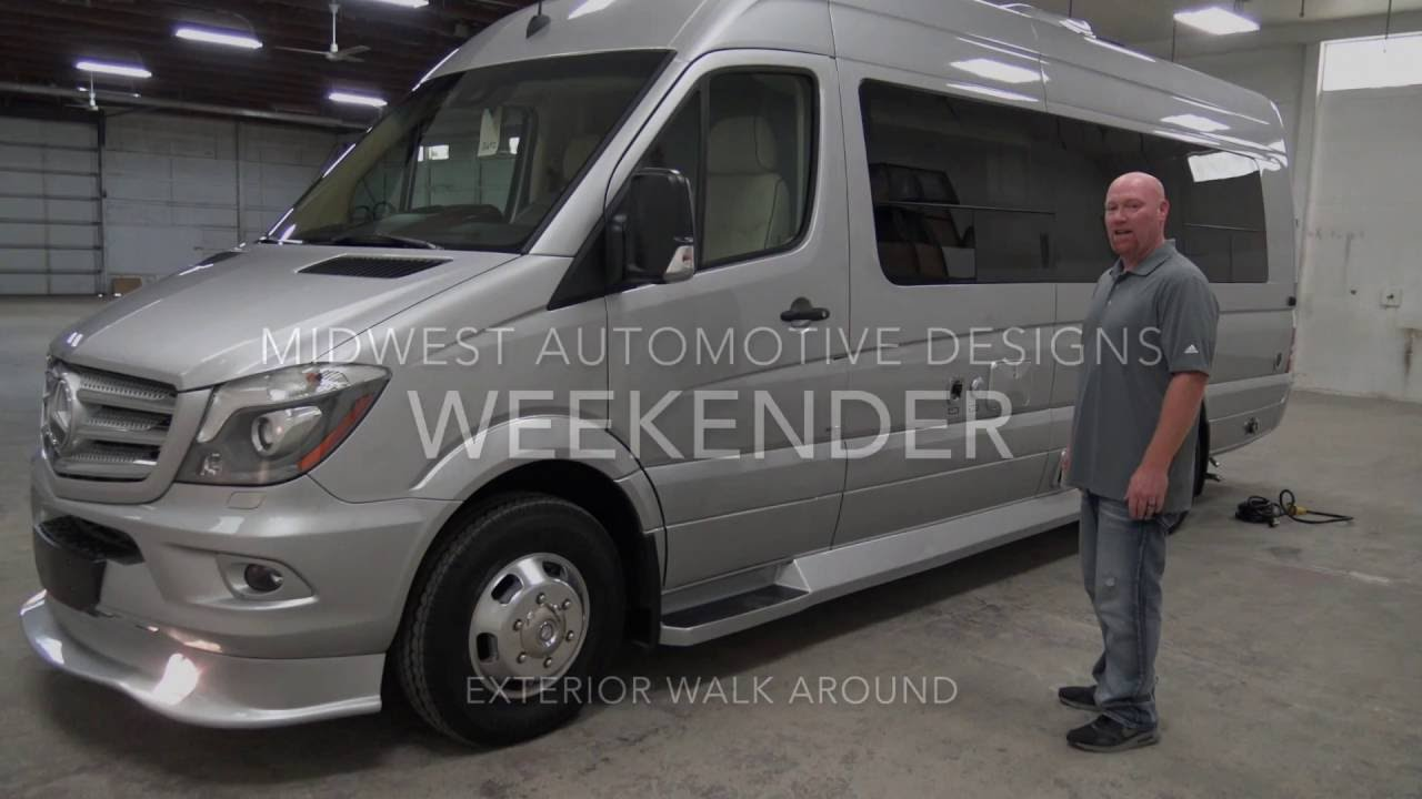Custom Van Interiors | Midwest Automotive Designs