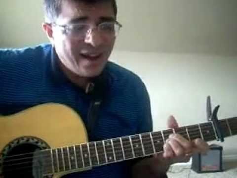 Kaadal Sadugudu by ARR tamil song guitar chord lesson by Suresh
