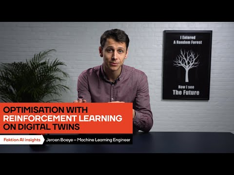 Optimization with reinforcement learning on digital twins – AI Insights