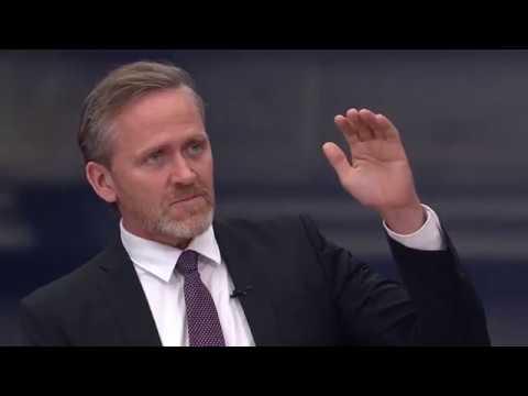 Anders Samuelsen: Det er slut med at true regeringen - TV Avisen