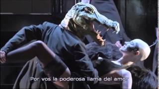 Questa o quella - Juan Diego Florez (Sub  Español)