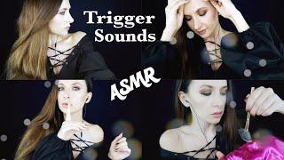 ASMR Various Triggers *personal