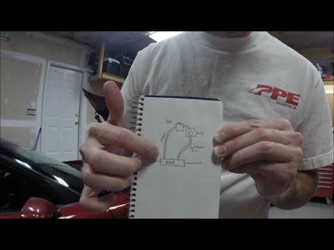 Scrufs Garage - Power Steering Fluid Change - C5 Corvette