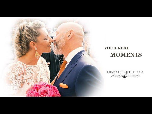 Ivan & Mariza cinematic wedding clip