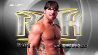 Aj Styles 7th and NEW ROH Theme Song -