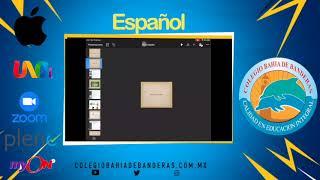 clase ESPAÑOL 1RO Y 2DO PRIMARIA