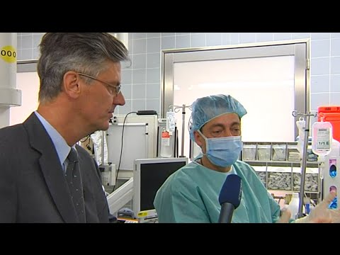 Klinikum Großhadern - Nothilfe - Menschen in München