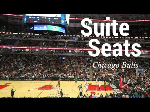 Chicago Bulls Suite Tickets | United Center