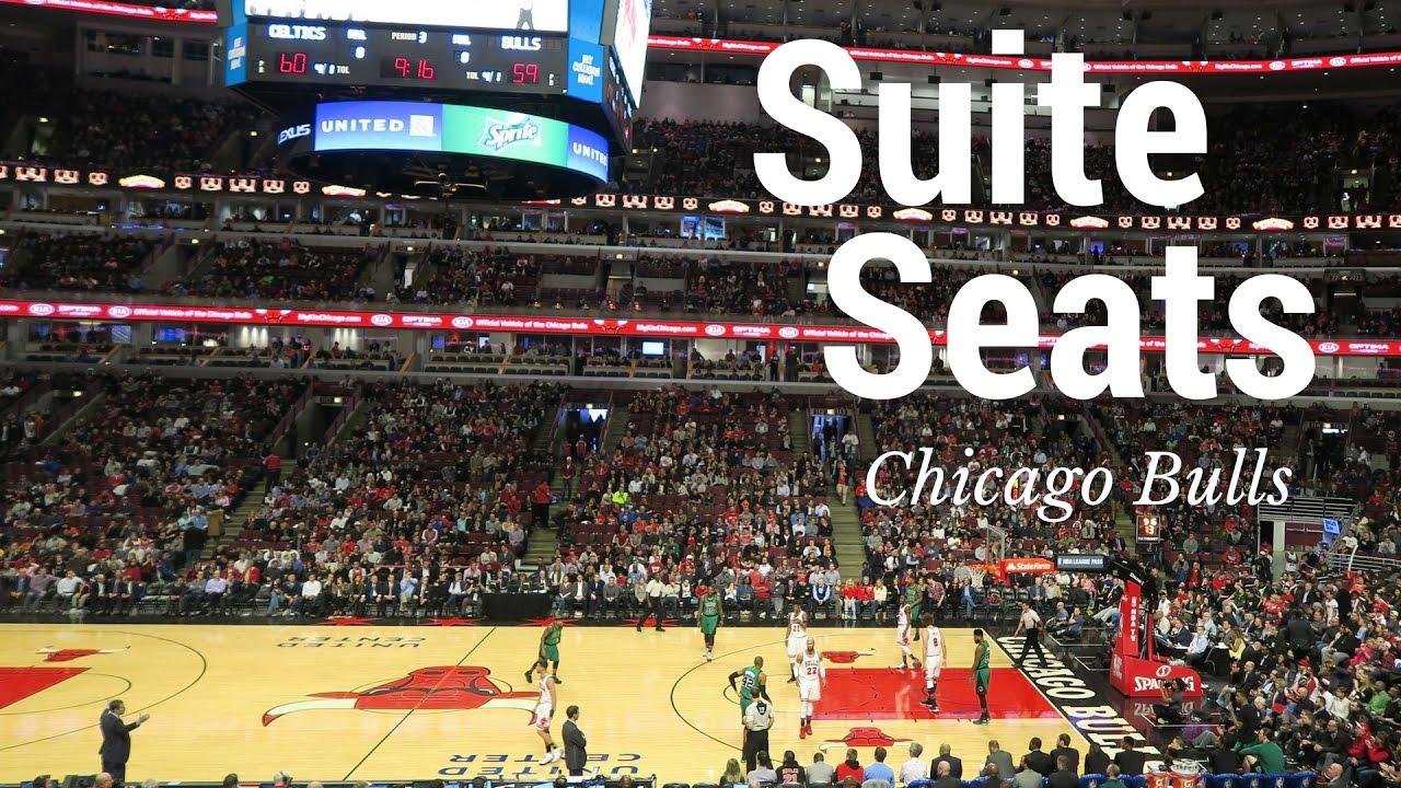 Exterior: Chicago Bulls Suite Tickets