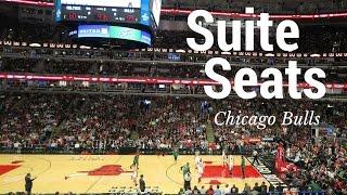 Chicago Bulls Suite Tickets | United Center